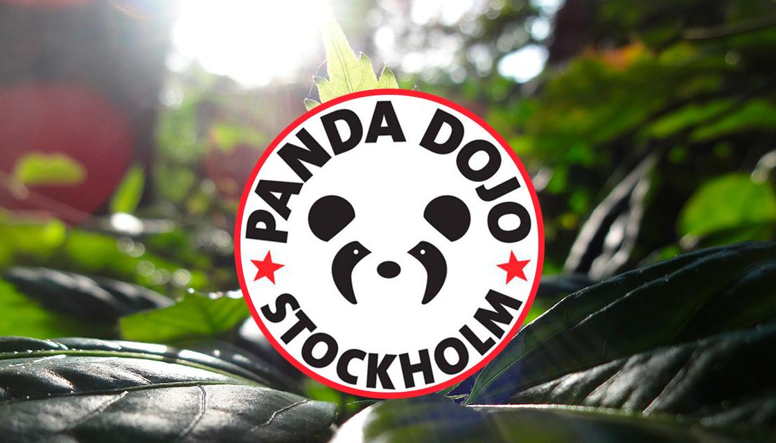 Trapezia är stolta sponsorer av Panda Dojo i Brasiliansk jujutsu och Swe-Golis.
